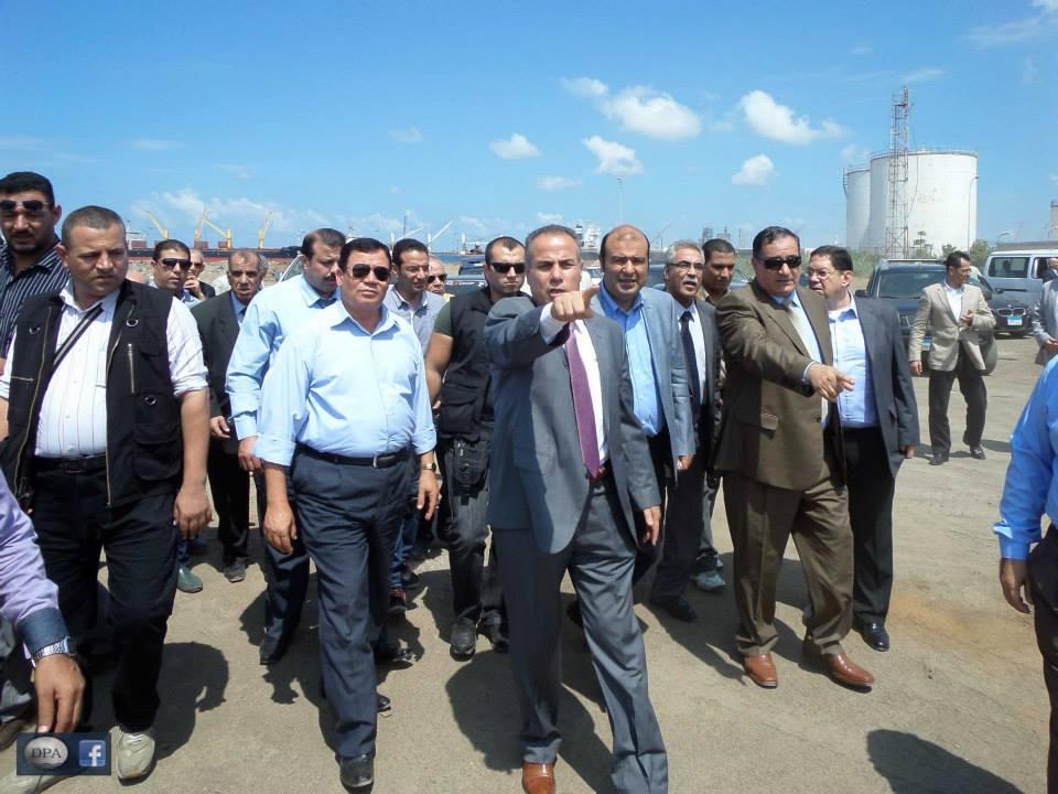 Minister of Provisions in Damietta Port Album